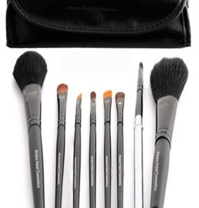 8 Pieces Makeup Brush Set