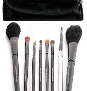 8 Pieces Makeup Brush Set